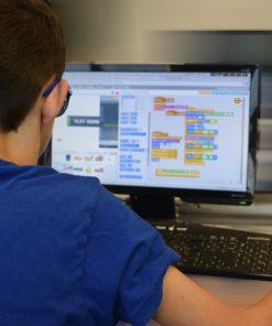 Scratch Barcelona extraescolars programació