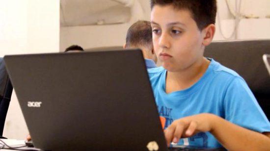 Iago Prieto, jove programador