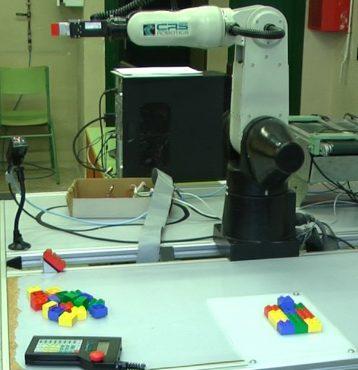 Projecte robòtica Joan López