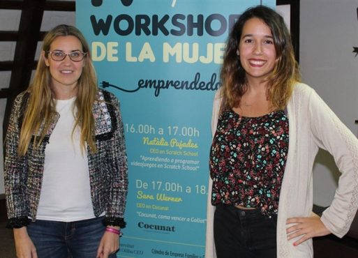 workshop mujer Scratch School