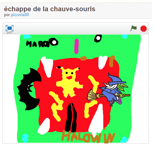 Pokemon en scratch Lesseps