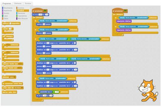 Scratch-robotica-ESO