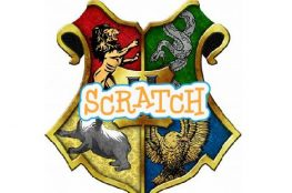 Scratch Harry Potter