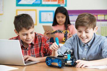 Si ets escola o AMPA, tenim extraescolars de robòtica, programació i impressió 3D per tu