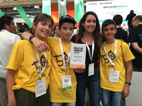 Guanyadors Scratch Challenge 2019 Student Awards